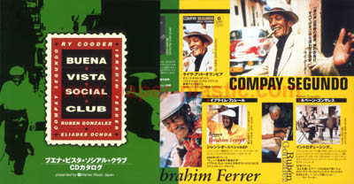 buena vista social club essay I remember buena vista social club and kept one of the songs in my mind (chan chan) and i was delighted that it was the first song on the cd one more thing when i want to dance i put on this cd, i love the afro-cuban beat, i can also sit and listen to it for hours, it makes me feel like i am in cuba.